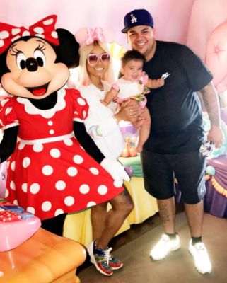 See How Rob Kardashian, Justin Timberlake, and More Stars Celebrated Father's Day!
