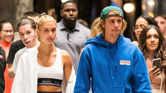 Justin Bieber and Hailey Baldwin Pack on the PDA After He Finally Follows Her on Instagram