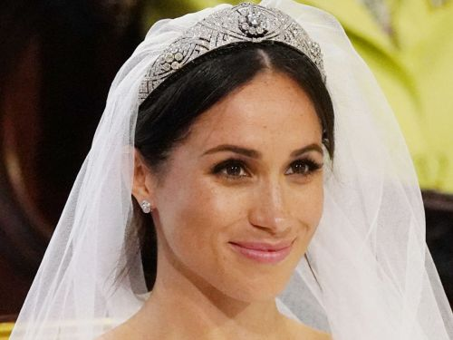 We Finally Know Where Meghan Markle Found Inspiration For Her Wedding Makeup