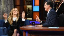 Sarah Jessica Parker Offers Kim Cattrall's Role In 'Sex And The City 3' To Stephen Colbert