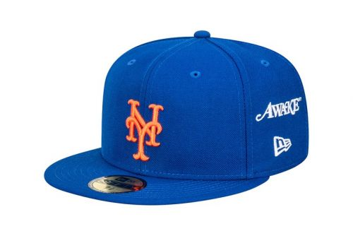 Awake NY and New Era Celebrate NYC Baseball Rivalry With Subway Series Caps