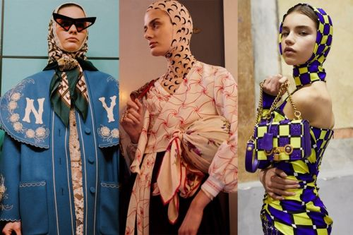Is the fashion industry fetishising the hijab?