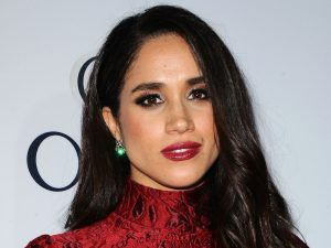 Meghan Markle Surprised Guests By Showing Up At The Queen's Christmas Party