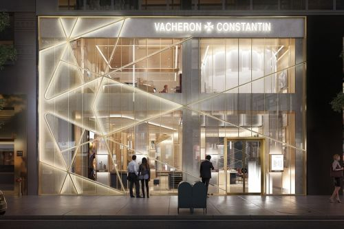 Vacheron Constantin Opens North American Flagship Boutique in New York