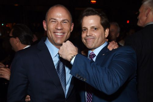 MSNBC, CNN Have Been Pitched Show Featuring Avenatti, Scaramucci