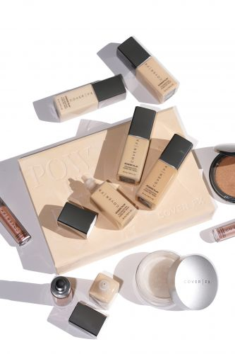 Cover FX Power Play Foundation Review + Swatches