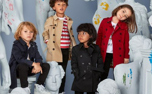 Burberry introduces 18-week global parental leave policy