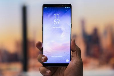 Your First In-Hand Look at the Samsung Galaxy Note8