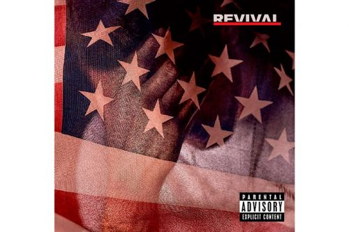 "Eminem Drops New 'Revival' Single ""Untouchable"" Alongside Album Artwork"