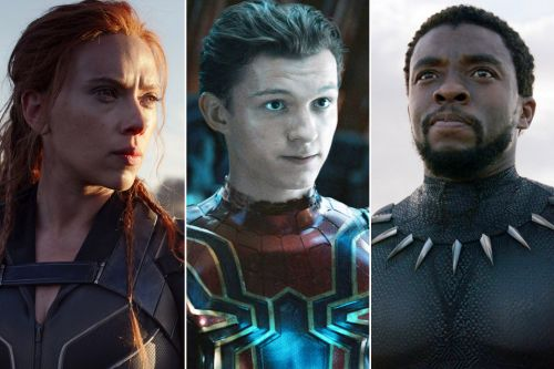 Marvel sets dates for next 10 movies, including 'Black Panther' sequel