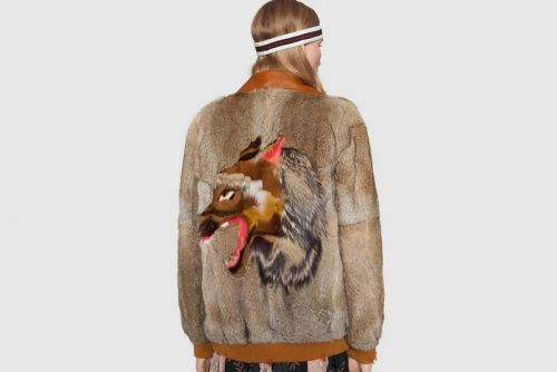 Gucci Is Banning Fur in All of Its Future Collections