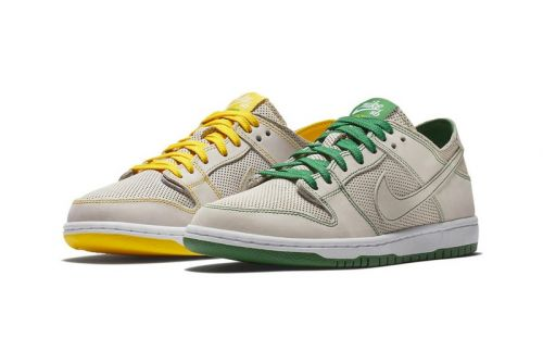 "Ishod Wair's Nike SB Dunk Low Pro Decon ""Mismatch"" Gets a Release Date"