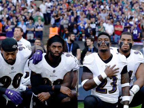 Celebrities Back The NFL In Reactions To TakeTheKnee