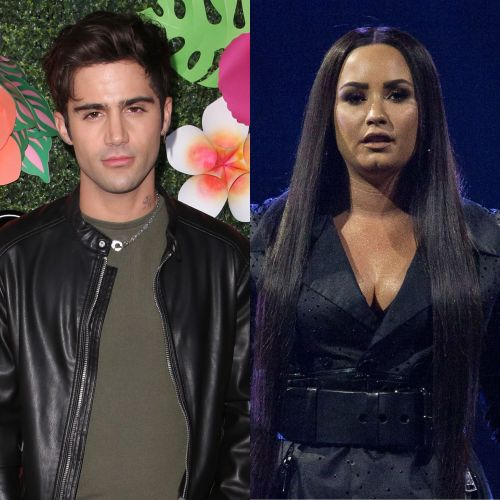Max Ehrich Addresses Demi Lovato Split, Reveals How He 'Found Out' About Breakup