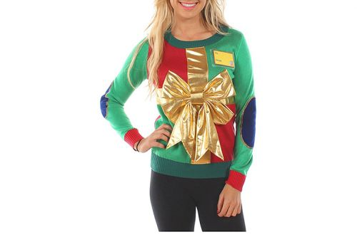Rule Your Holiday Party With These Christmas Sweaters So Ugly, They're Kinda Cute