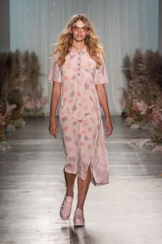 Ozlana Spring 2019: New York Fashion Week