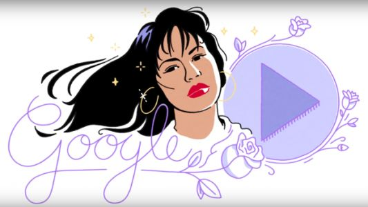 Selena's Inspiring Life And Legacy Celebrated In Uplifting Google Doodle
