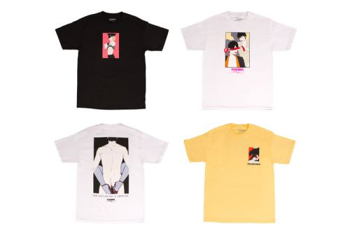 PLEASURES Latest Capsule Focuses on the Risqué Works of Late Artist Patrick Nagel
