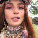 How to Get the Beauty Look This Brow Artist Spotted Everyone Wearing at Splendour