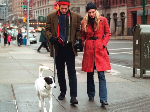 Fall Style Is Where Carolyn Bessette-Kennedy Really Shines