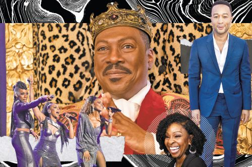 Eddie Murphy reunites Sexual Chocolate for 'Coming 2 America' soundtrack