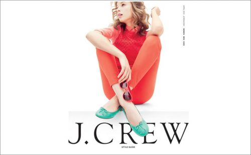 J. Crew Names Billy May Chief Customer Officer