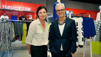 Topshop and Topman Creative Chiefs Kate Phelan and Gordon Richardson to Step Down