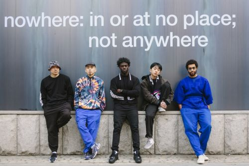 "Here's What Went Down at Stussy's ""Nowhere"" Party in Seoul"