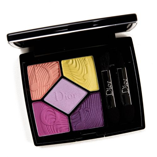 Dior Pink Vibration (167) Eyeshadow Palette Review & Swatches