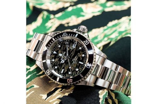 BAPE Brings Tiger Camo to the Type 1 BAPEX