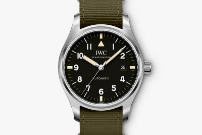 IWC Pays Homage to the Original Mark XI Pilot Watch From 1948
