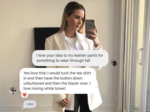 Katie Holmes's Stylist Just Showed Me 5 Ways to Style a Button-Down