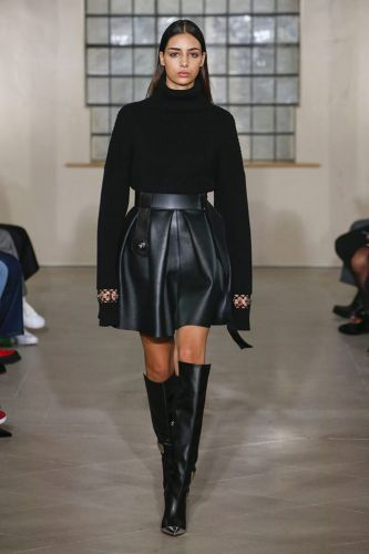 David Koma Fall 2018: London Fashion Week