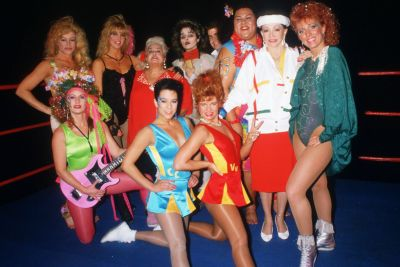 These 'Gorgeous' ladies were the true pioneers of women's wrestling