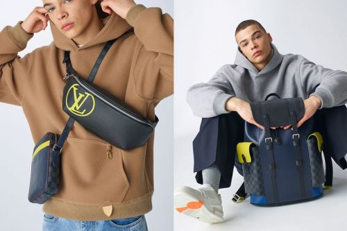 Louis Vuitton Upgrades Men's Accessories With Epi Leather and Patchwork Graphite