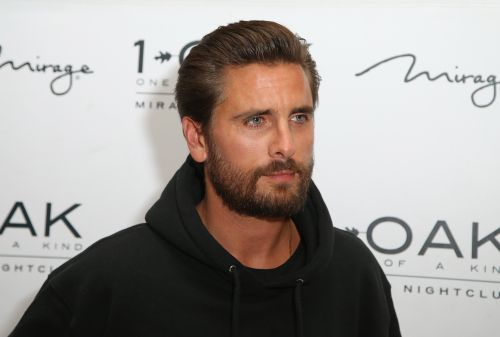 Lookin' Good, Scott Disick! The Lord Ditches His Long Locks And Unruly Beard In New Pic With Reign