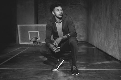 Nick Young & Karlie Kloss Star in Reigning Champ x adidas's New Campaign
