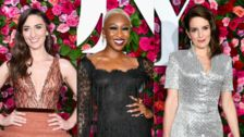 All The Must-See Looks From The 2018 Tony Awards Red Carpet