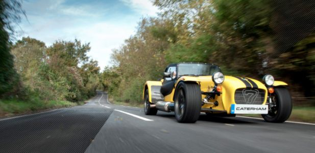 Celebrating 60 Years of The Caterham Seven