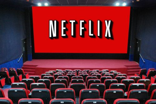 Netflix Is Reportedly Interested in Buying a Theater Chain to Screen Its Own Movies