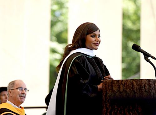 Mindy Kaling's Commencement Speech Is the Pep Talk You Need Today
