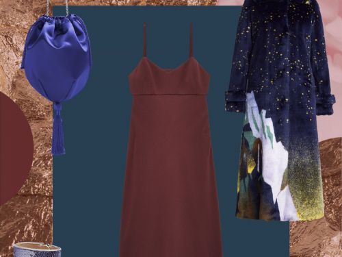How To Wear One Dress To Every Holiday Party