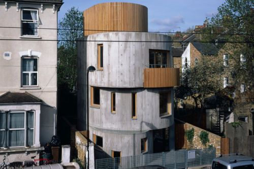 London's VEX House Is a Collaboration Between Music & Architecture