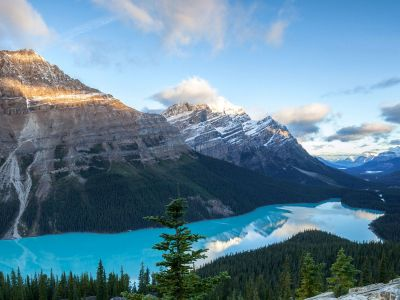 You Can Visit Canada's National Parks For Just $171 Round-Trip