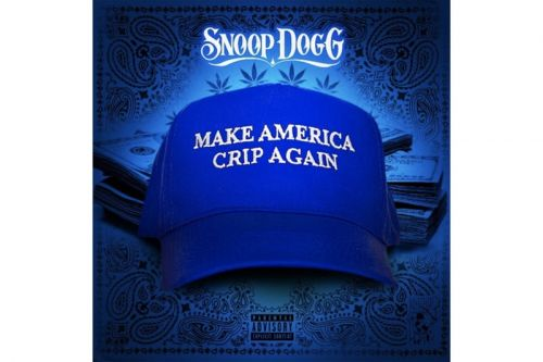 "Snoop Dogg Sends a Message on ""Make America Crip Again"""