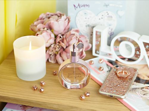 Giving Thanks To My Mum This Mother's Day (Plus The 'Mum-Must-Have' Gift: NEW By Invitation Rose Gold)