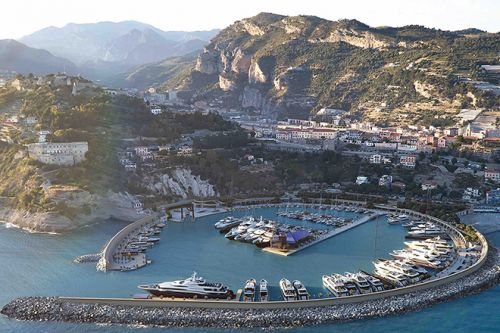 The Cala del Forte is The Mediterranean's Most Advanced and Secure Port
