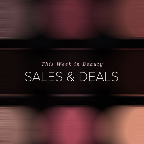 Memorial Day 2019 Beauty Sales & Deals