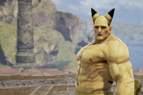 See Some of the Craziest 'Soulcalibur VI' Character Creations Online