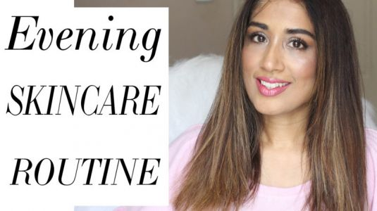 CURRENT SKINCARE PT 3: MY EVENING ROUTINE
